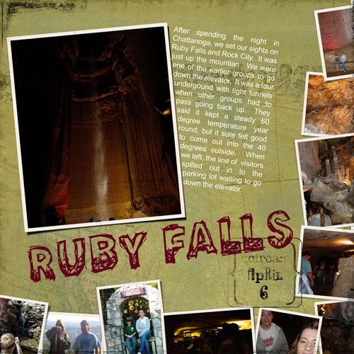 Rubyfalls