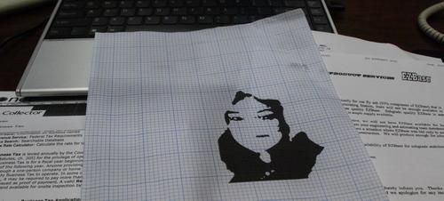 Self_portrait_stencil